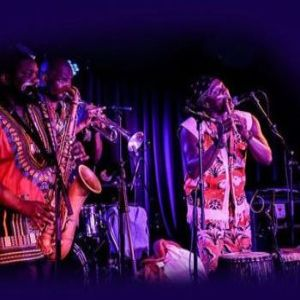 Osibisa - Afro-fusion godfathers of World Music at Hideaway