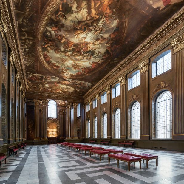 The Painted Hall is reopening soon