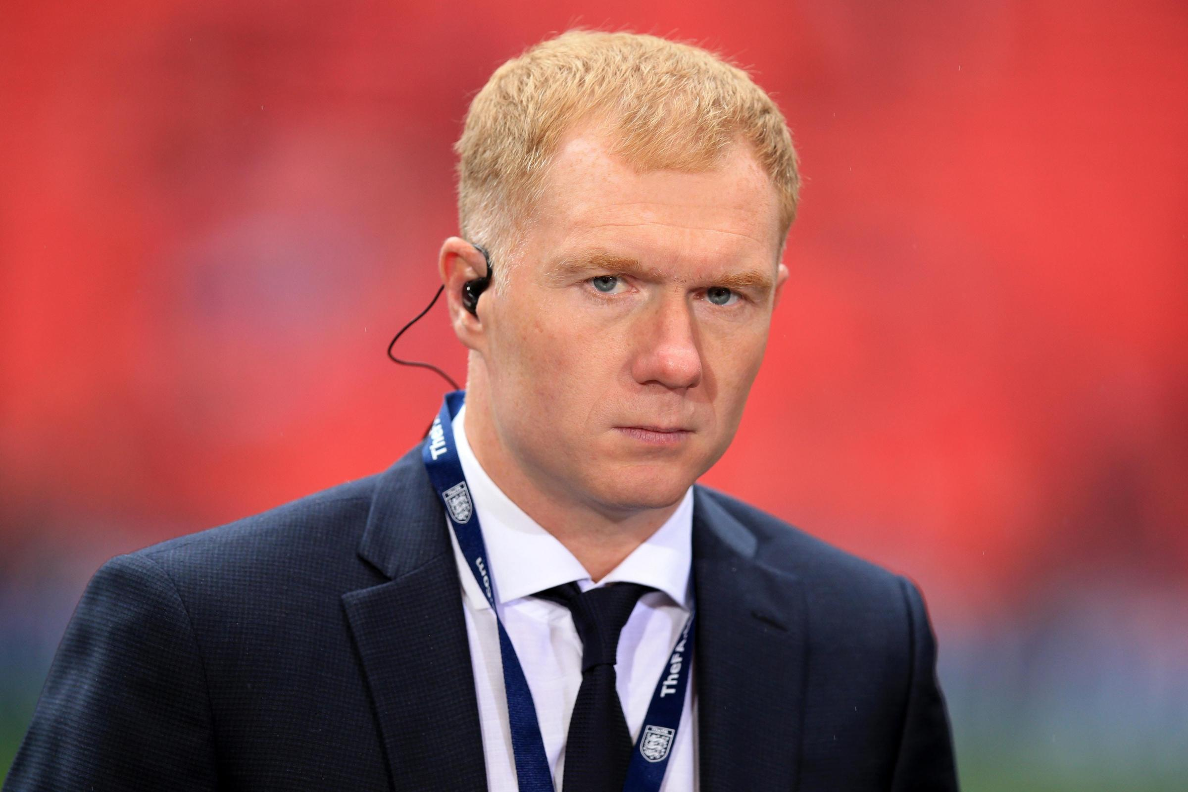 Paul Scholes is the latest former Manchester United player to move into management