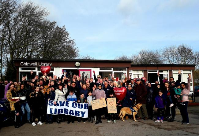 "Save Our Essex Libraries say community led libraries proposal by Essex County Council is ""impossible"""