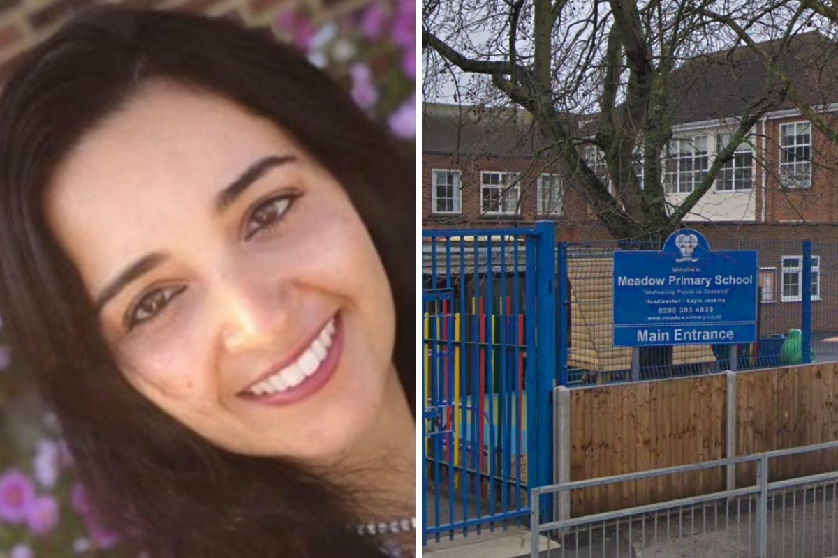 Aliny Mendes was reportedly murdered as she walked to school to collect her children