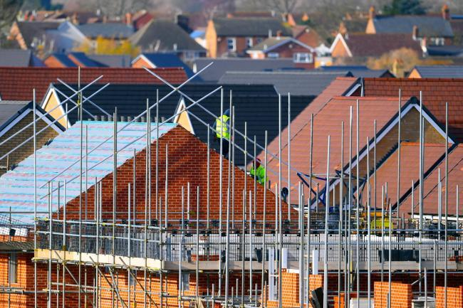 The council is building the most council homes in a generation