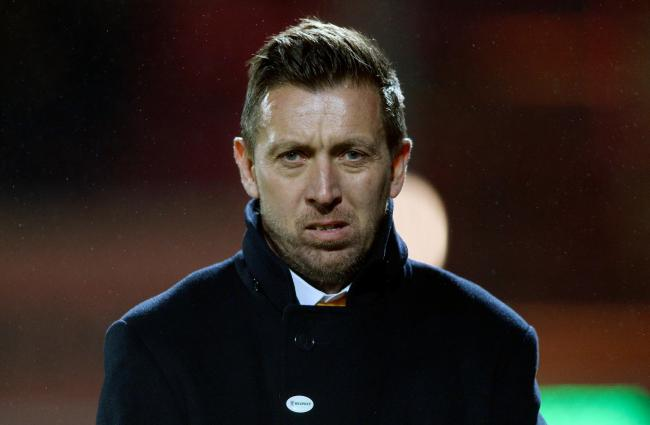 Barnet FC say they are drawing up a shortlist of candidates to replace Darren Currie  Action Images/Adam Holt