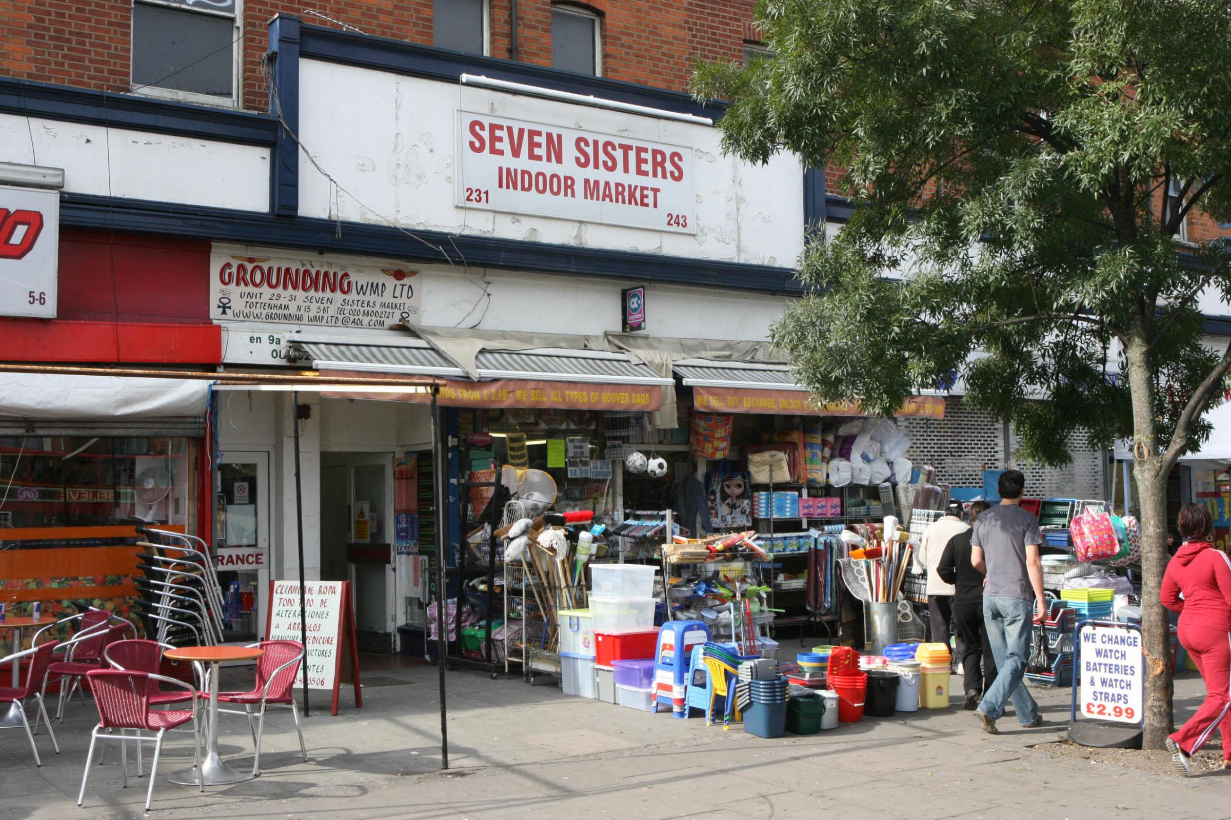 Haringey market traders facing steep rent hikes