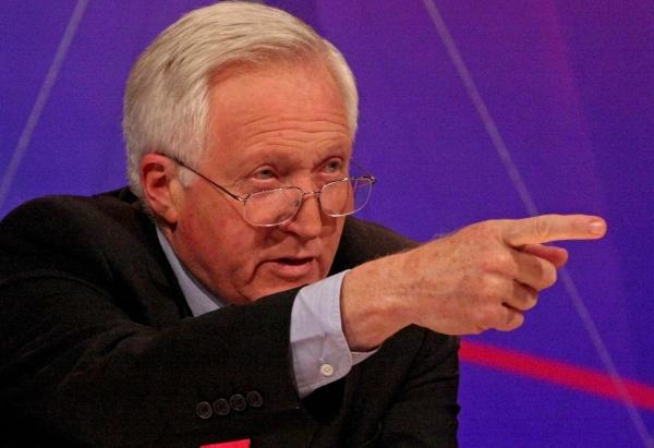 Question Time chairman David Dimbleby