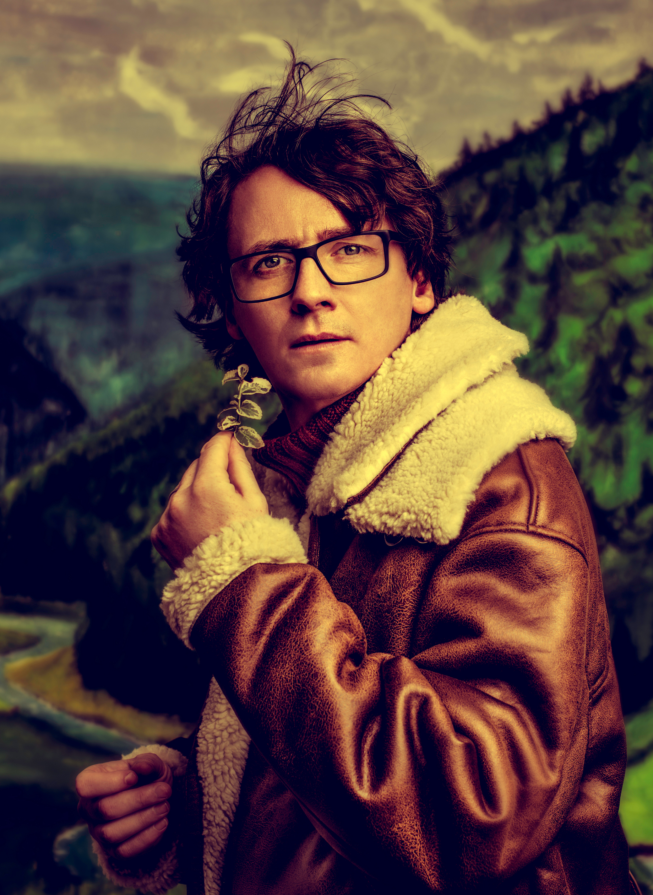 Award-winning comedian Ed Byrne comes to Potters Bar with his new show