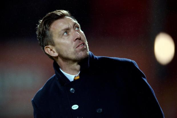 Darren Currie has left Barnet Picture: Action Images