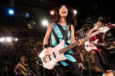 Shonen Knife at The Underworld Camden