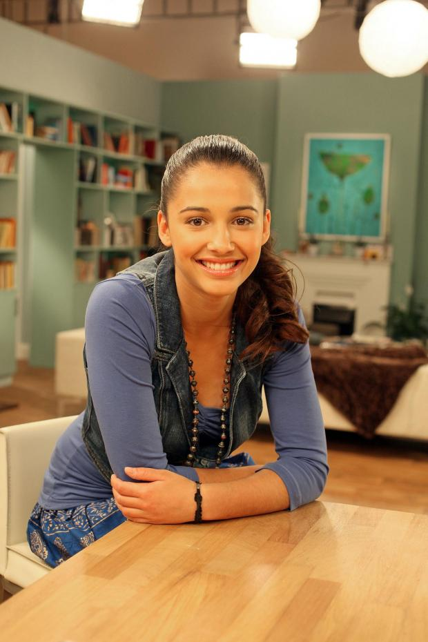 Naomi Scott will play a leading role in the new series of a hit Disney Channel show