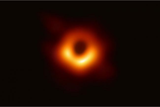 First Visual Proof of Black Hole Existence by Saanvi Singla, GGSK College