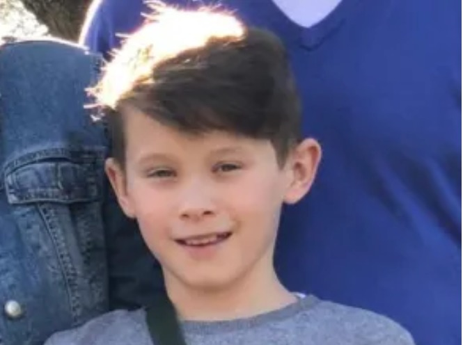 Josh Osborne, 11, died after being hit by a car