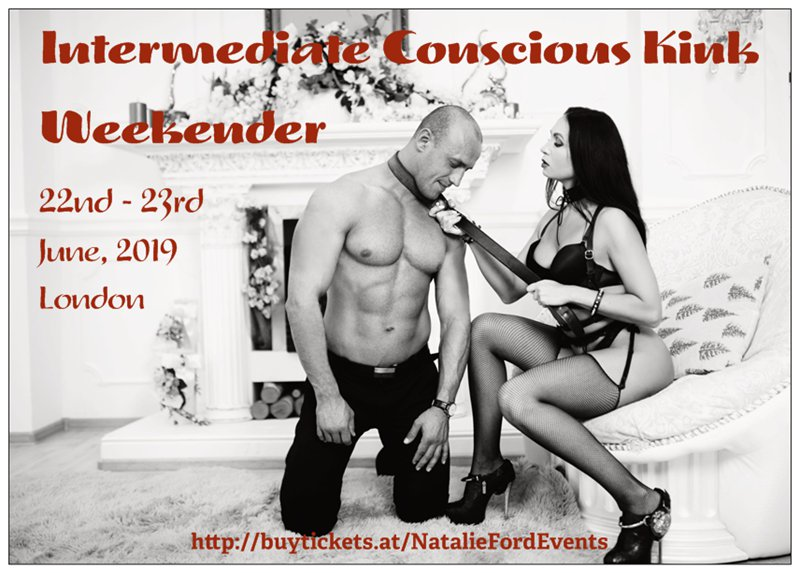 Getting Conscious With Kink - with Seani Love