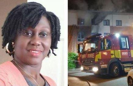 Memunatu Warne, 46, from Sierra Leone, had been staying with relatives in Woolwich