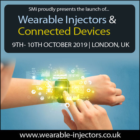 Wearable Injectors and Connected Devices Conference 2019 on 9