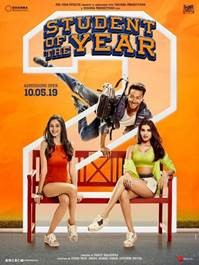 STUDENT OF THE YEAR 2 – THE BIGGEST FRANCHISE OF BOLLYWOOD – IN CINEMAS 10TH MAY