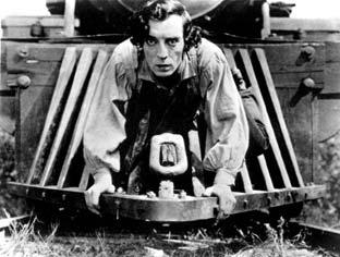 This Is Local London: The General, starring Buster Keaton. Picture courtesy of Park Circus Films.