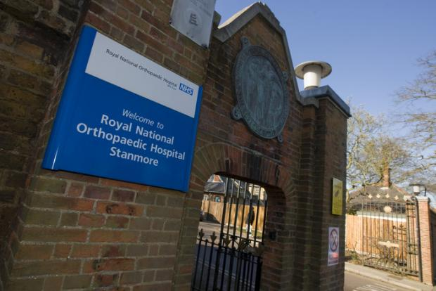 This Is Local London: New director appointed to Royal National Orthopaedic Hospital