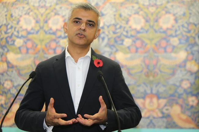 Sadiq Khan wants to build more affordable housing in London