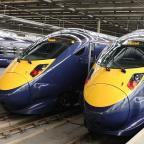 The new Javelin high speed train which will serve the London 2012 Olympic Games