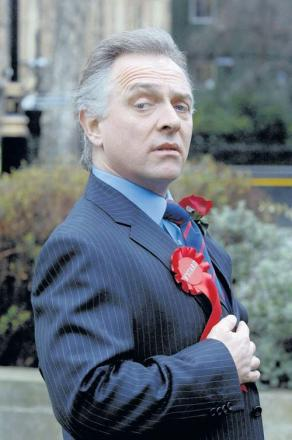 Funny man: Rik Mayall brought raucous laughter to many a living room