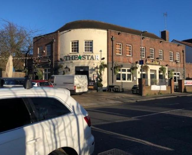 The Star pub (Image: Harrow Council)