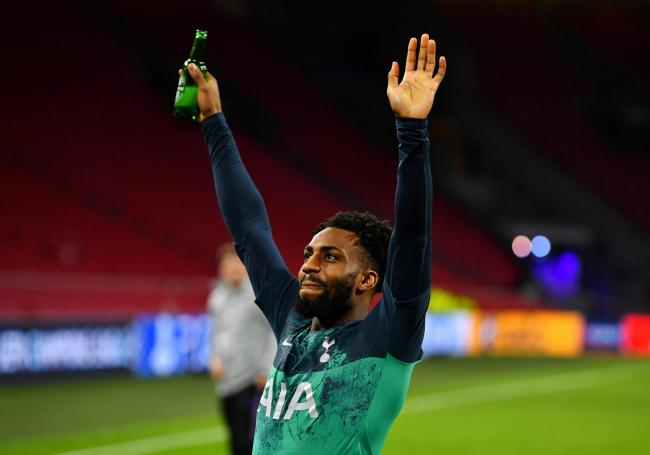 Danny Rose has praised the work of Mauricio Pochettino at Spurs. Picture: Action Images