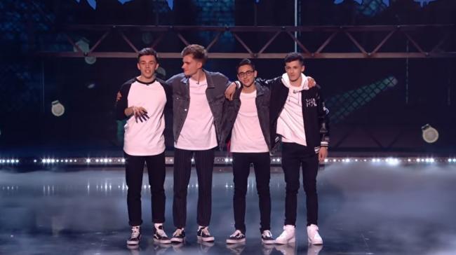 4MG on Britain's Got Talent. Photo: Youtube/Britain's Got Talent
