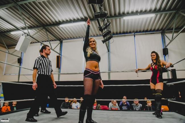 Mariah May will be trying out at the WWE, a wrestling company