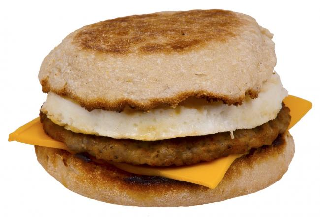 Sausage McMuffins at McDonald's are very popular but not everyone can get to the fast food chain in time for it